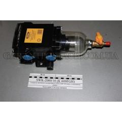 Сепаратор дизельного топлива КамАЗ, MAN, DAF (10л/мин, с подогревом) (КМД)