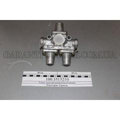Клапан защитный тройной КамАЗ (Китай)