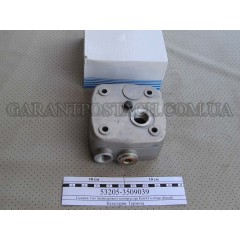 Головка 1-но цилиндрового компрессора КамАЗ в сборе (Китай)