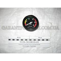 Указатель давления масла (механический) КамАЗ 0-10 кгс/см2 (Китай)