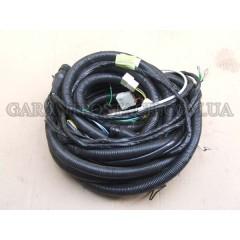 Пучок проводов (проводка) левый рамный КамАЗ 6520