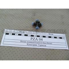 Фитинг четверной КамАЗ D=4мм (Китай)