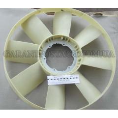 Крыльчатка вентилятора КамАЗ 5490 (750мм) (8 лопастей) (Китай)