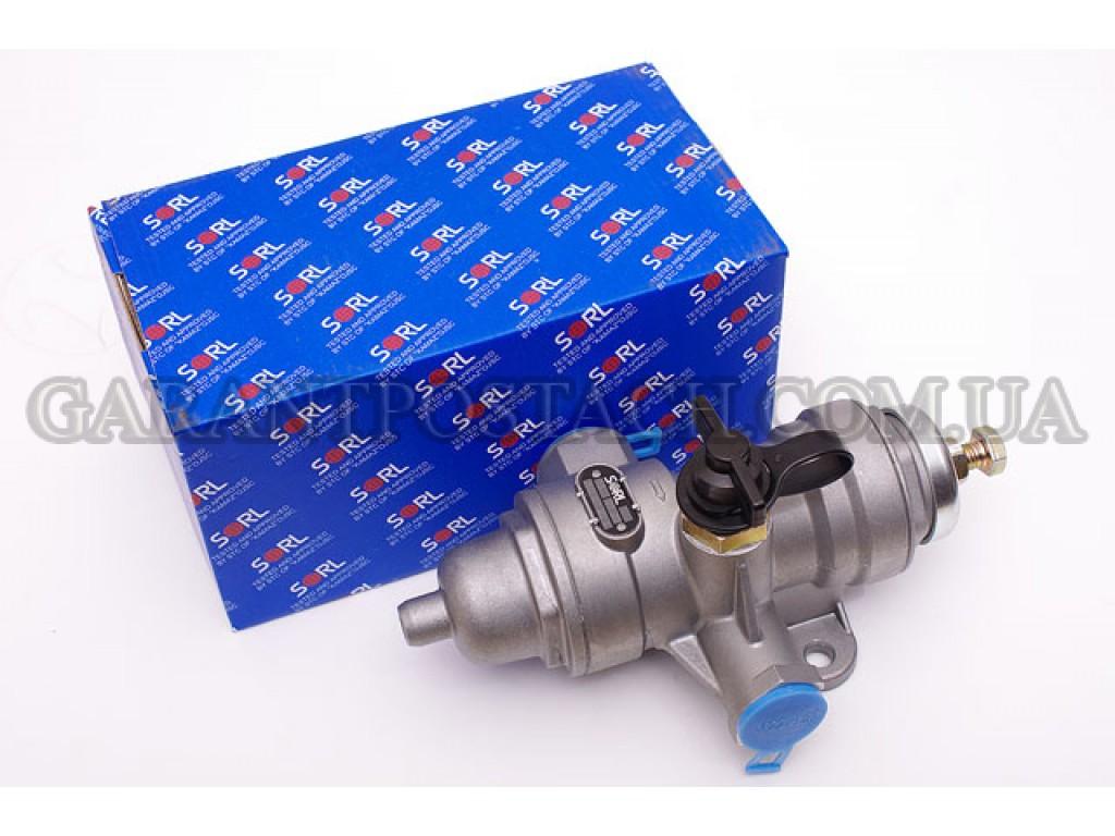 РДВ (регулятор давления воздуха) КамАЗ (аналог 100.3512010) (SORL) 35120170020