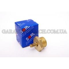 Кран слива конденсата М22х1.5 КамАЗ, МАЗ, BPW, KOGEL, MAN (SORL)