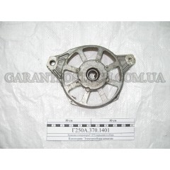 Крышка генератора КамАЗ Г-273 передняя