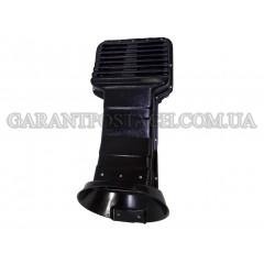 Труба воздухозаборника КамАЗ-55111 (пластиковая) (Россия)