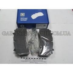 Колодки тормозные дисковые SAF SKRB 9022WI, Wabco PAN 22-1 (SORL)